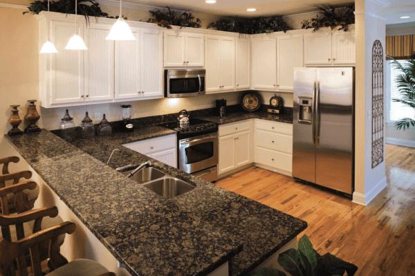 King Cotton Villas Kitchen