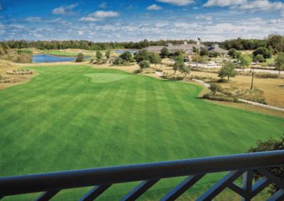 Dye Villas Golf