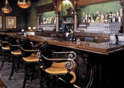 Dye Villas Bar