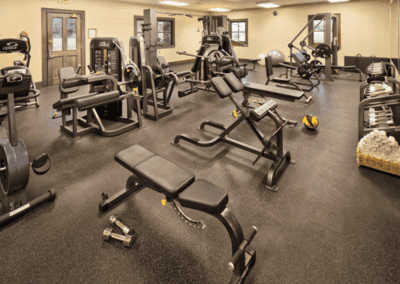 Dye Villas Fitness Center