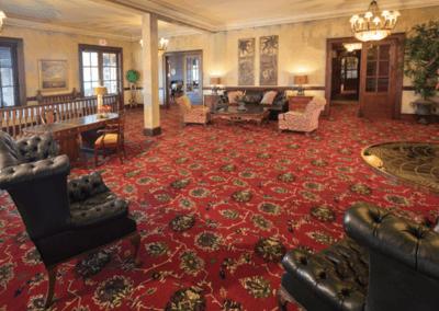 Dye Villas Lobby