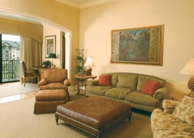 Smoky Mountains Living Room