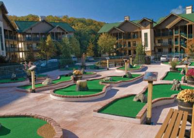 Smoky Mountains Mini Golf