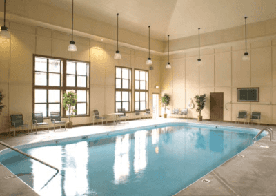 Smoky Mountains Indoor Pool