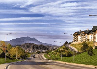 Smoky Mountains Exterior