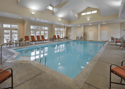 Nashville Indoor Pool