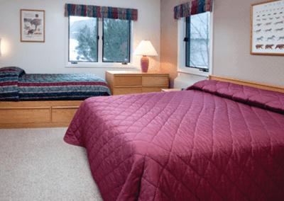 Smugglers Notch Bedroom