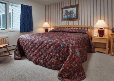 Smugglers Notch Master Bedroom