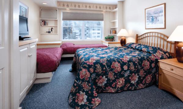 Smugglers Notch Guest Bedroom