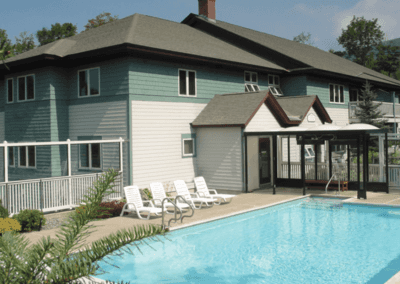 Smugglers Notch Outdoor Pool