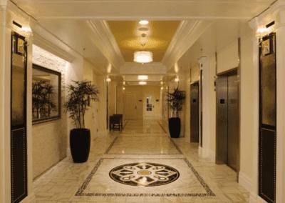 Canterbury Hallway