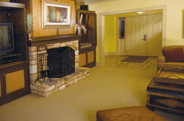 Pagosa Fireplace