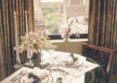 Manhattan Club Dining Table