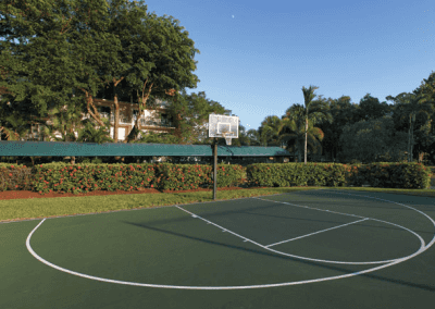 Palm Aire Basketball Court