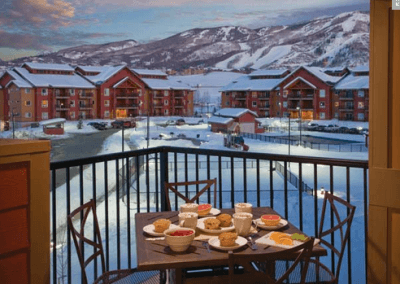 Steamboat Outdoor Dining