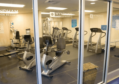 Skyline Tower Fitness Center