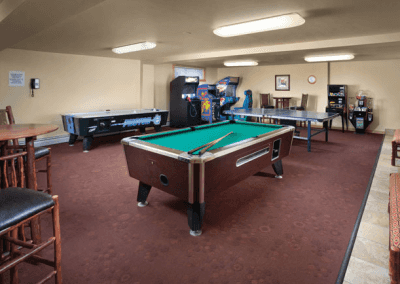Estes Park Game Room