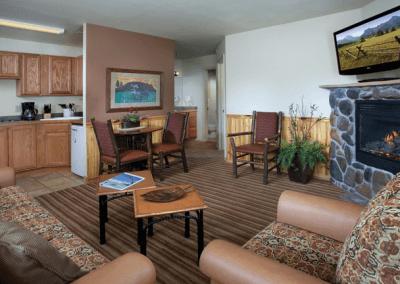 Estes Park Living Room