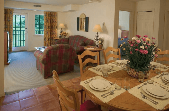 Bentley Brook Dining Area
