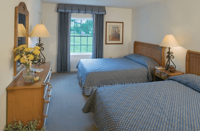 Bentley Brook Guest Bedroom