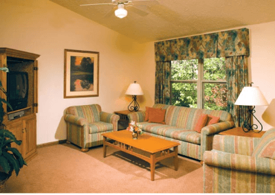 Sapphire Valley Living Room