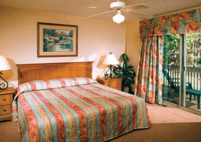 Sapphire Valley Master Bedroom