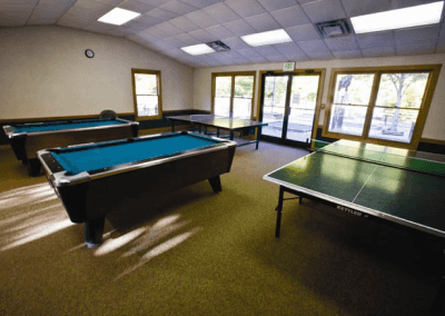 Sapphire Valley Game Room