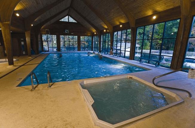 Sapphire Valley Indoor Pool