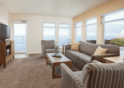 Depoe Bay Living Room