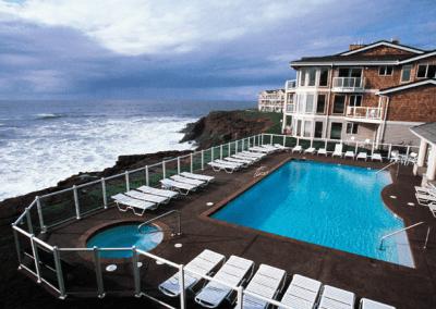 Depoe Bay Outdoor Pool