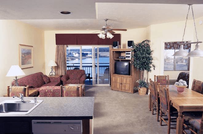 Pagosa Springs Living Room