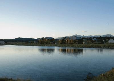 Pagosa Springs Lake Exterior