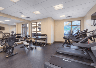 Avon Fitness Center