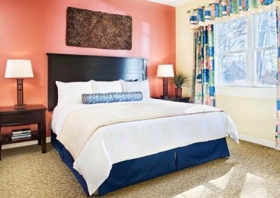 Shawnee Village Bedroom