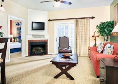 Shawnee Village Living Room