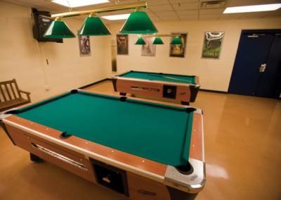 Shawnee Village Pool Table