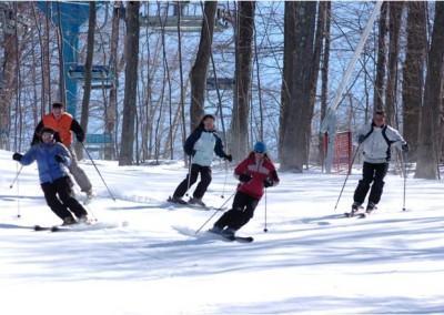 Shawnee Village Skiing