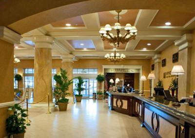 Grand Desert Lobby