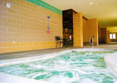 West Yellowstone Indoor Jacuzzi